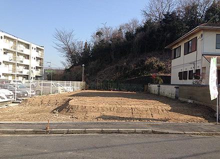 滋賀県草津市桜ケ丘1丁目(76.98坪)