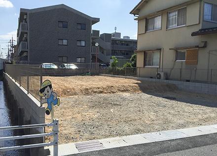 滋賀県栗東市中沢2丁目(約48.83坪)