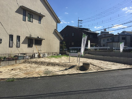 滋賀県大津市大将軍3丁目 2区画(27.0坪〜) 写真