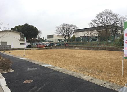 滋賀県栗東市川辺 3区画(約49.9坪〜)