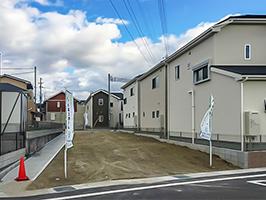 滋賀県大津市大江5丁目 2区画(約49.23坪) 写真