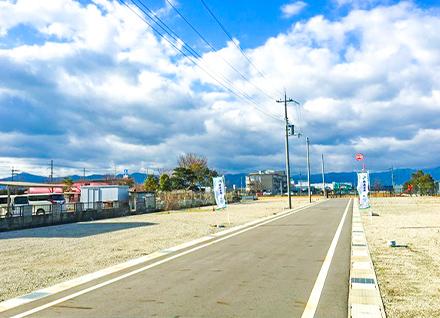滋賀県守山市荒見町 7区画(72.75坪〜)