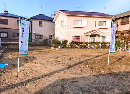 滋賀県野洲市行畑(約51.80坪) 写真
