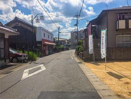 滋賀県野洲市行畑1丁目(約34.17坪〜) 写真
