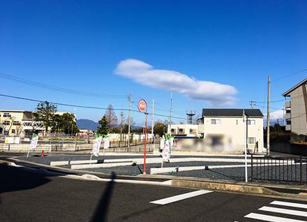 滋賀県大津市三大寺(約39.34坪〜) 写真