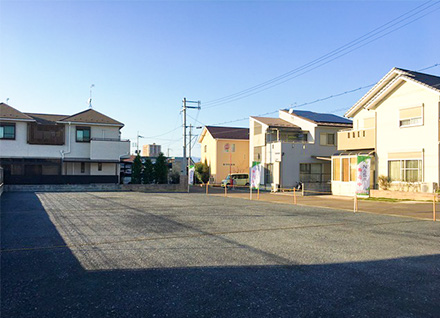 滋賀県草津市野路8丁目 4区画(約36.89坪) 写真