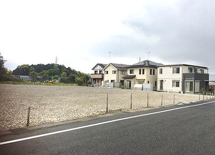 滋賀県草津市岡本町 4区画(50.06坪〜) 写真