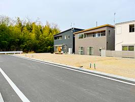 滋賀県大津市大江6丁目 2区画(約37.84坪〜) 写真